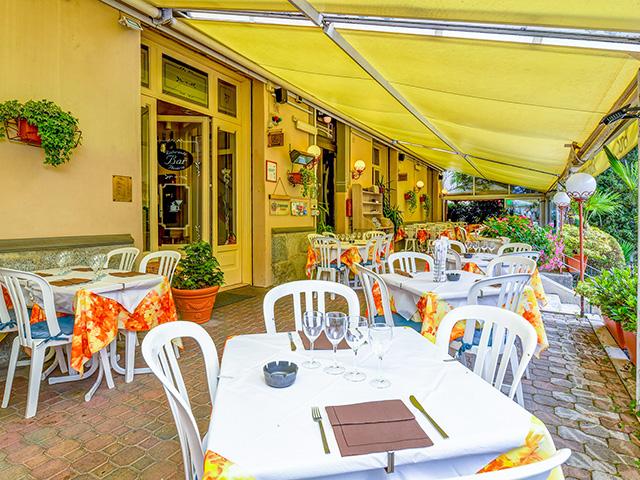 Hotel Ristorante Milano Sul Lago D Idro